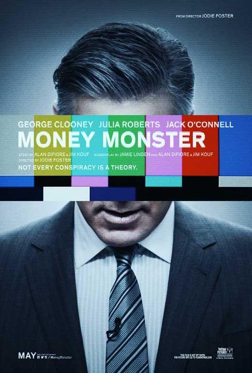 ภาพยนตร์ Money Monster (2016) เกมการเงิน นรกออนแอร์