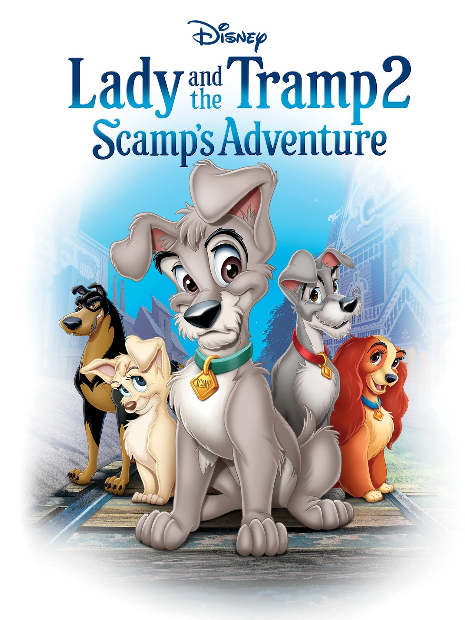 Lady and the Tramp II : ทรามวัยกับไอ้ตูบ 2