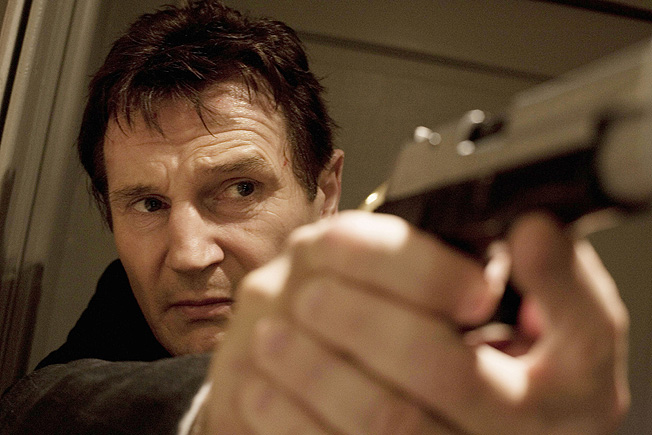 หนังเรื่อง 'Taken' (2008)
