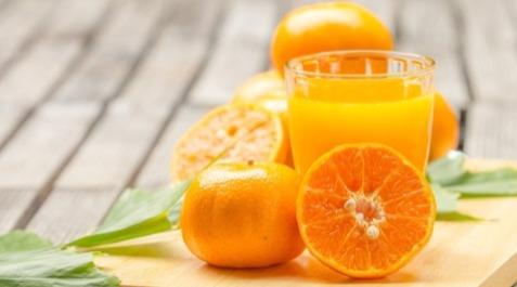 ข้อดีของน้ำส้มคั้น
