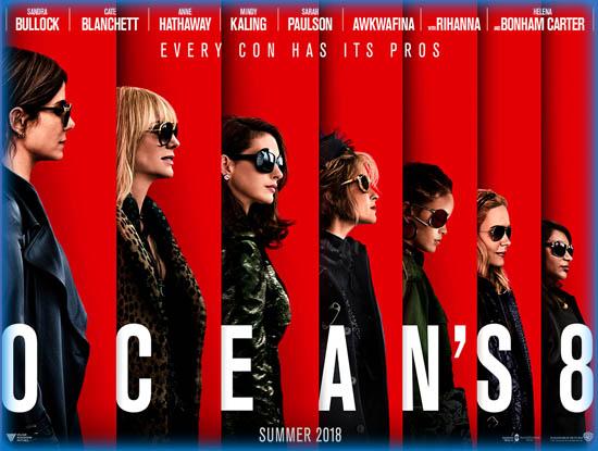 ภาพยนตร์ Ocean's Eight (2018) โอเชียน 8