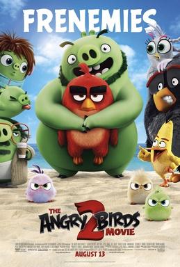 รีวิวหนังเรื่อง The Angry Birds Movie