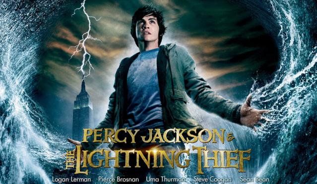 ภาพยนตร์ เพอร์ซีย์ แจ็กสัน กับสายฟ้าที่หายไป