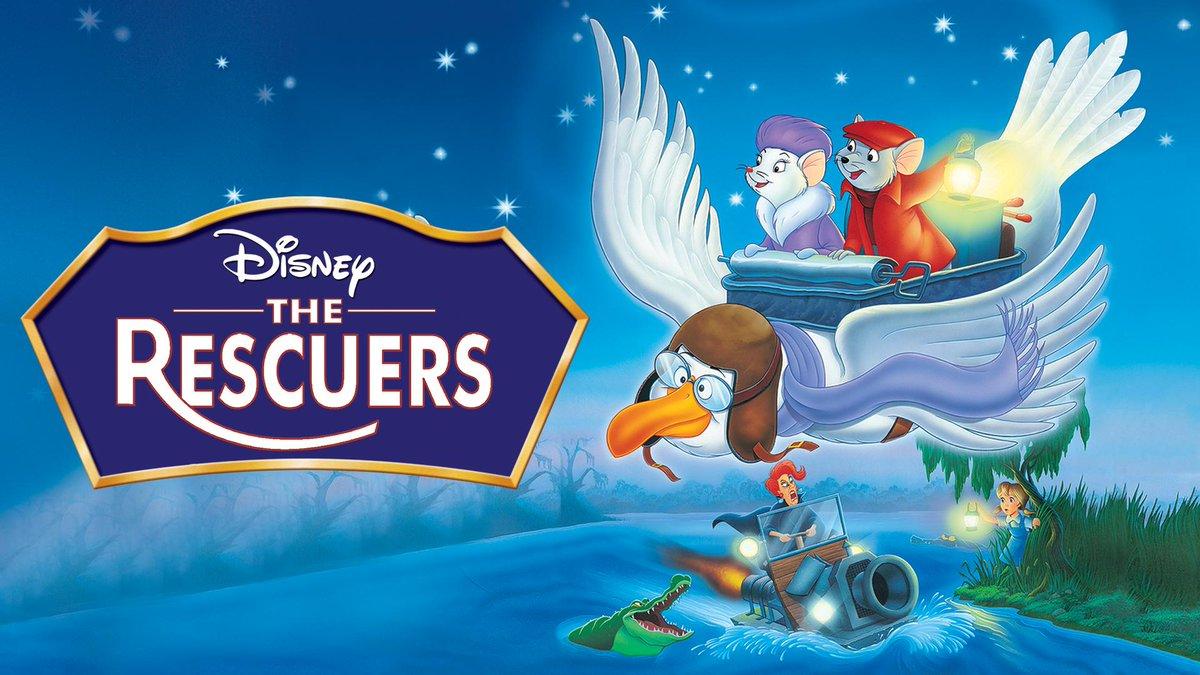 The Rescuers (หนูหริ่ง หนูหรั่ง ผจญเพชรตาปีศาจ)