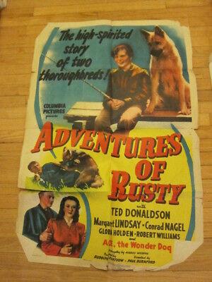 Adventures of Rusty (1945)